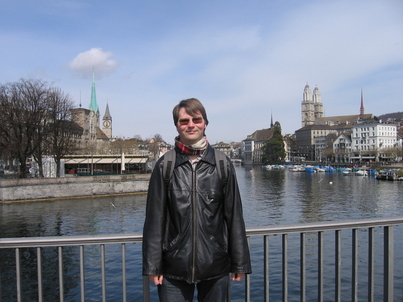 Matthias in Zürich