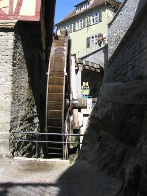 Die Burgmühle in Meersburg