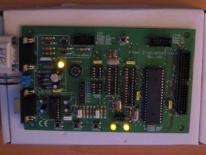 Pollin Evalboard AVR