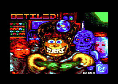 Betitled (title screen Amstrad CPC)