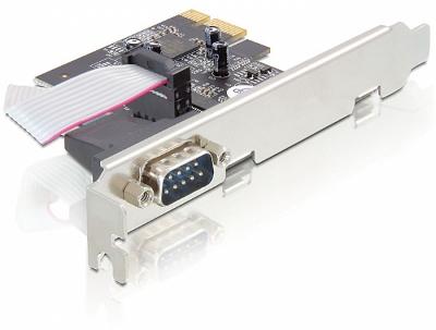 Delock 89236 RS232 für PCI Express x1