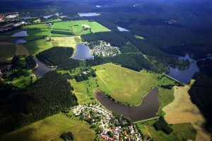 Oberharzer Teiche bei Clausthal