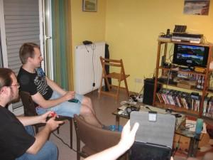 Lotus 2 auf dem Atari STE