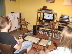 Auch der C64 wurde bedacht