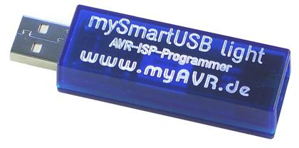 mySmartUSB light - Programmiergerät für AVRs